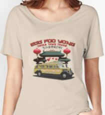 Egg Foo Yong China Town Bus Tours Women's Relaxed Fit T-Shirt