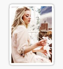 Celebrity: Natalie Dormer Sticker