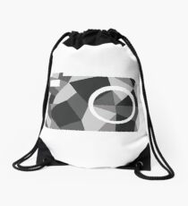 Camera Drawstring Bag