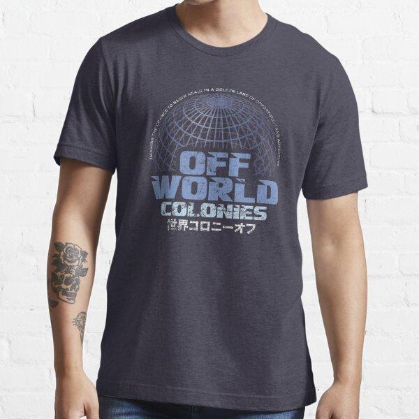 Hors des colonies du monde T-shirt essentiel