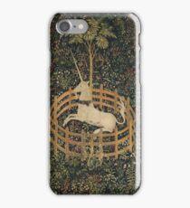 Unicorn in Captivity Unicorn Tapestry Fantasy iPhone Case/Skin