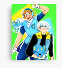 souyo pokemon Canvas Print
