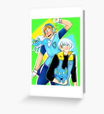 souyo pokemon Greeting Card
