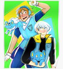 souyo pokemon Poster