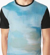 Cerulean Dreams Graphic T-Shirt