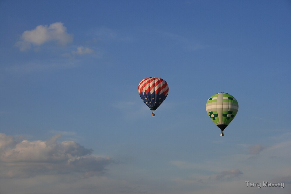 Balloons1 by Terry Massey