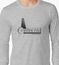 Continental Hotel Long Sleeve T-Shirt