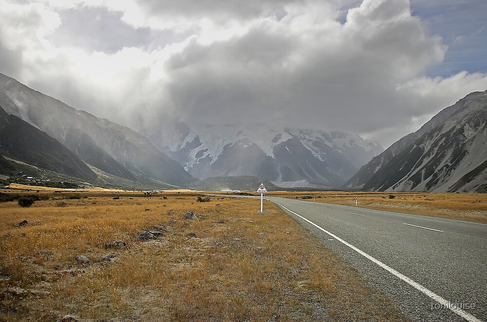 Mt Cook National Park by tonilouise