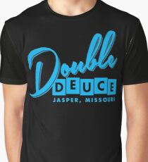 Double Duece Graphic T-Shirt