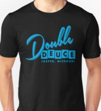 Double Duece Unisex T-Shirt