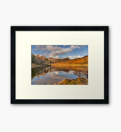 Blea Tarn Lake District Framed Print