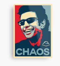 Ian Malcolm 'Chaos' T-Shirt Metalldruck