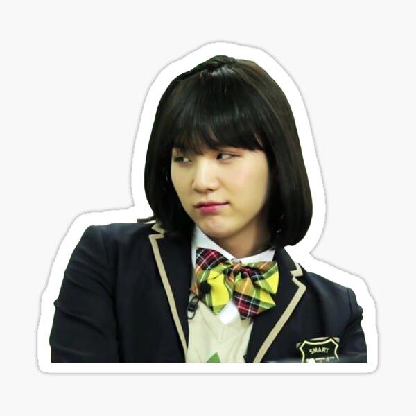 Min Yoonji Pegatina