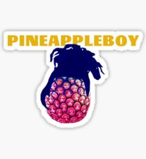 The Weeknd - Pineappleboy Sticker