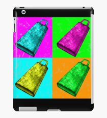 Warhol Cowbell iPad Case/Skin