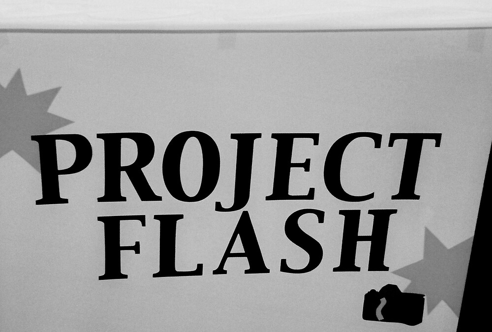 Project Flash by mordecai
