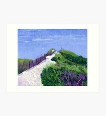 Watch Hill, Rhode Island Art Print