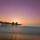 Naples Pier #01 by CL--Photography