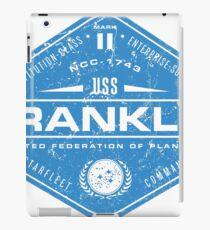U.S.S. Franklin iPad Case/Skin