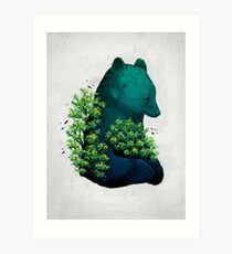 Nature's Embrace Art Print