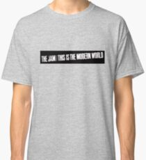 Modern World Classic T-Shirt