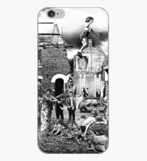 Crass - the Feeding of the 5000, Flight or Drive? Survive, the Second Sitting, Anarchy and Peace iPhone Case