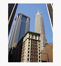 New York Streetscape Photographic Print