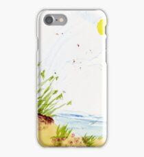 SOME BEACH iPhone Case/Skin