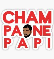 Champagne Papi - Drake Sticker