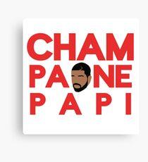 Champagne Papi - Drake Canvas Print