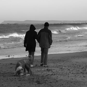 Seaside Strolling by MelissaVowell