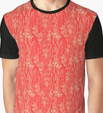 Red Scissors Graphic T-Shirt