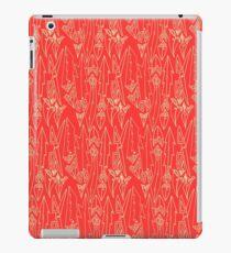 Red Scissors iPad Case/Skin
