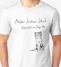 Andrew Jackson Jihad - Only God Can Judge Me T-Shirt
