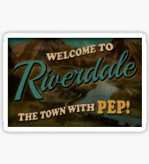 Riverdale Sticker