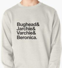 Riverdale Couples/Friendships Pullover