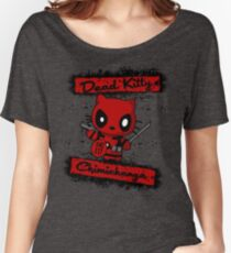 Dead Kitty Women's Relaxed Fit T-Shirt