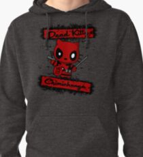 Dead Kitty Pullover Hoodie