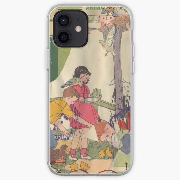 Animal Collective - Feels iPhone Soft Case