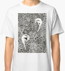 Abstract Dancers No. 1 Classic T-Shirt