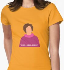 Dolores Umbridge Womens Fitted T-Shirt