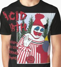 Acid Bath - When the Kite String Pops Graphic T-Shirt