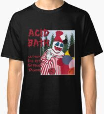 Acid Bath - When the Kite String Pops Classic T-Shirt