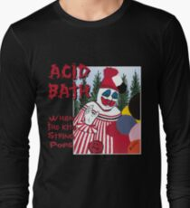 Acid Bath - When the Kite String Pops Long Sleeve T-Shirt