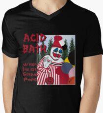 Acid Bath - When the Kite String Pops Men's V-Neck T-Shirt