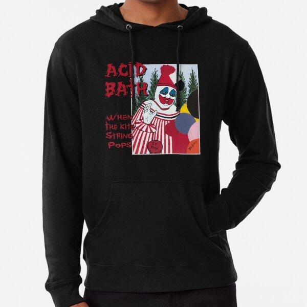 Acid Bath - When the Kite String Pops Lightweight Hoodie