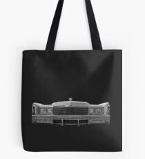Cadillac Grille Tote Bag
