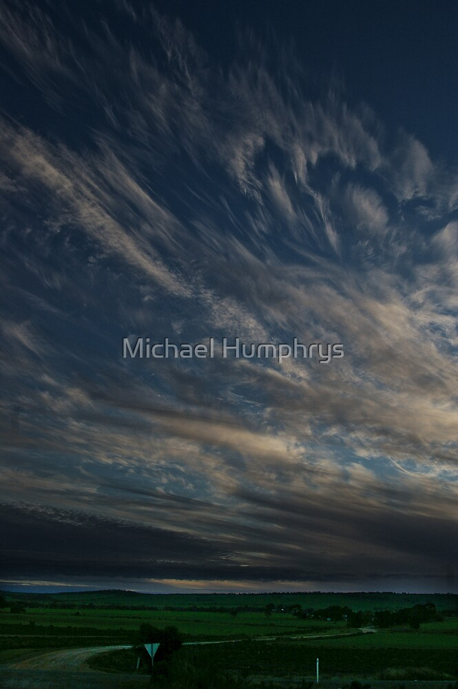 Patterns of the Sky by Michael Humphrys