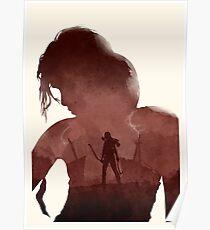 Tomb Raider (II) (No Text) Poster