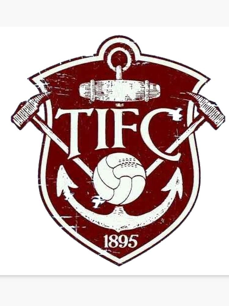 Thames Ironworks FC - West Ham United Vintage | Canvas Print